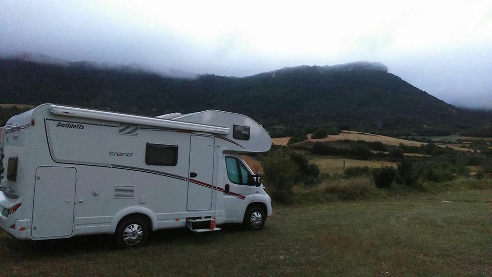 Alquiler de autocaravanas en la zona de Bilbao y Bizkaia